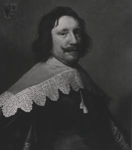 Portret van Adriaan van Vredenburch (1607-1652)