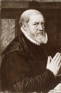 Portret van Gillis de Smidt