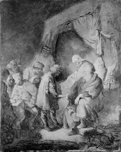 Jozef vertelt zijn dromen aan zijn ouders en zijn broers (Genesis 37:5-11)