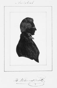 Portret van Isaac Warnsinck (1811-1857)