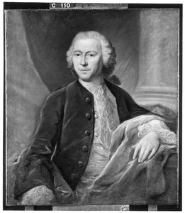 Portret van Willem Engelen (1709-1790)