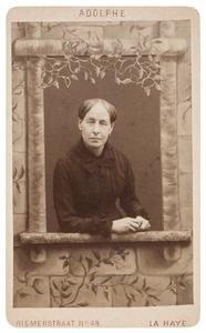 Portret van Leopoldine Marie van Limburg Stirum (1817-1894)