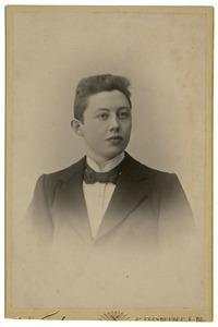 Portret van Hendrik Sipman (1880- )