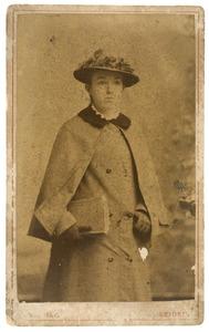 Portret van Betsy Kuneman