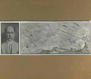 Portret van H.A. von Dewall