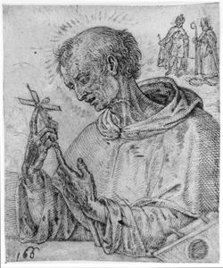 H. Franciscus, een bisschop en een vorst