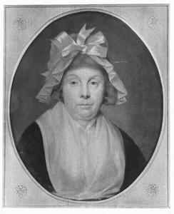 Portret van Adriana Gerarda van der Craght (1738-1809)