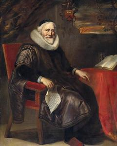 Portret van Cornelis Nuyts (1574-1661)