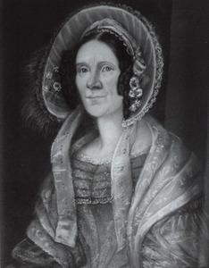 Portret van Maria Hofstede (1790-1869)