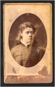Portret van Suze Robertson (1855-1922)