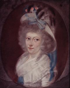 Portret van Catharina Reniera Aelmans (1768-1853)