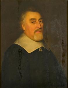 Portret van Frans Harinxma van Donia (1580-1651)