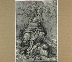 Triomferende Justitia
