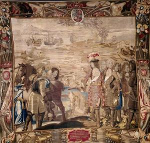 De inname van Helsingborg, 3 juli 1676