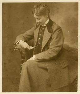 Portret van Marie Alexandrine Otheline Caroline van Bylandt (1874-1968)