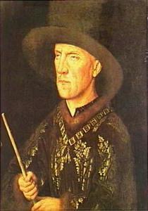 Portret van Baudouin de Lannoy (1388-1474)