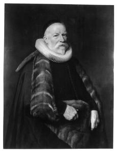 Portret van Gilles de Glarges (1559-1641)