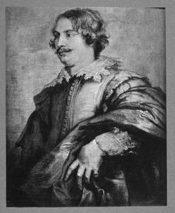 Portret van de graveur Paulus Pontius