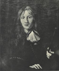 Zelfportret van Johan Johnsen (1653-1708)
