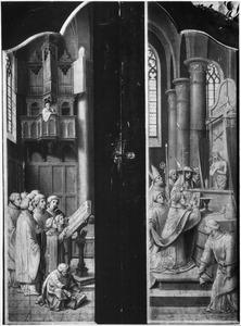 De mis van de H. Gregorius