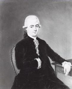 Portret van Jan van Loon (1751-1828)
