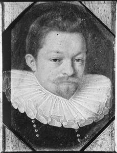 Portret van Johan van Duvenvoirde (1547-1610)
