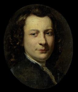 Portret van George van der Mijn (?-1763)
