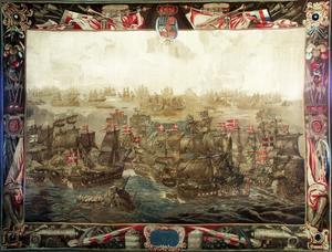 Zeeslag in de Baai van Køge, 1 juli 1677