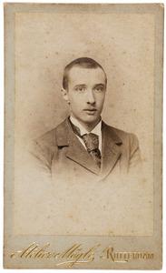 Portret van Willem Carel Hein (1878-1928)