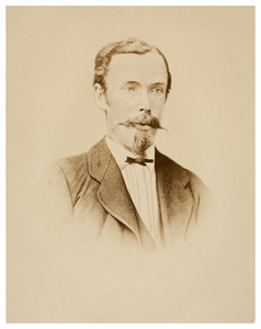 Portret van Johan Singendonck (1836-1877)
