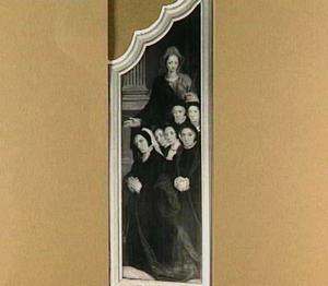 De H. Martha met stichtsters