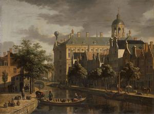 De Bloemenmarkt te Amsterdam