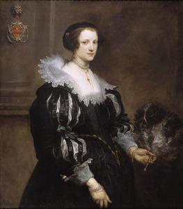 Portret van Anna Wake (?-?)