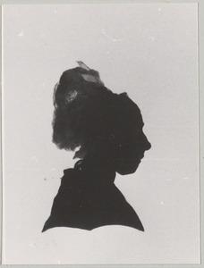 Portret van Helena Maria van Adrichem