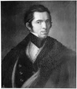 Portret van Berend Wierts Kunst (1794-1881)