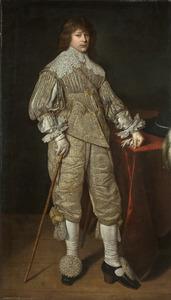Portret van Janusz Radziwiłł (1612-1655)