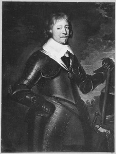 Portret van Frederik Hendrik van Oranje (1584-1647)