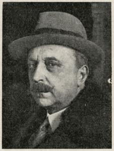 Portret van de schilder Anton van Welie