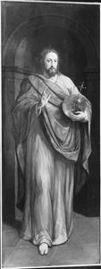 De Viglius-triptiek: Christus als Salvator Mundi