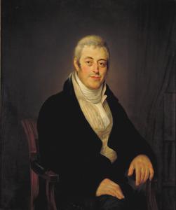 Portret van Jonas Daniël Meijer (1780-1834)