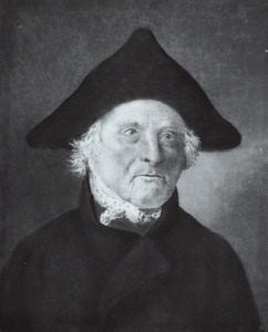 Portret van Hendrik Jan Averink (1772-1858)