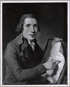 Portret van Pieter Nieuwland (1764-1794)