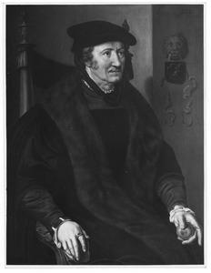 Portret van Aert van der Goes