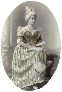 Portret van Maria Susanna Schimmelpenninck (1867-1902)