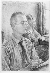 Portret van Willem en Maria Hofker