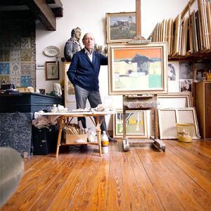 Portret van Wim Oepts