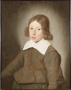 Portret van Jacob Seymsz. Coninck (1636- ...)
