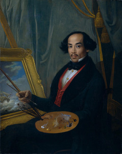 Portret van een man, mogelijk een zelfportret