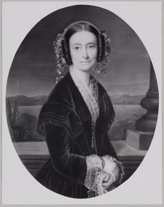 Portret van Henriette Hielbig (1810-1876)