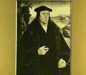Portret van Cornelis Aerentsz. van der Dussen (1481-1556)
